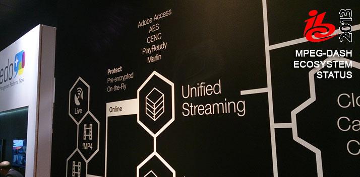 MPEG-DASH Ecosystem Status
